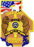 Morgan County Sheriff's Office Insignia